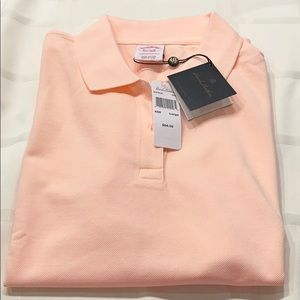 NWT Brooks Brothers Pink Polo